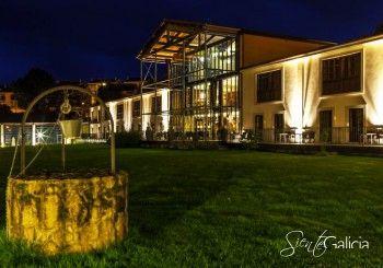 Apaga tu móvil y olvidate del mundo en el Hotel Oca Vila de Allariz en Ourense