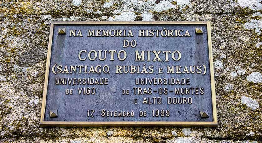 Couto Mixto Galicia
