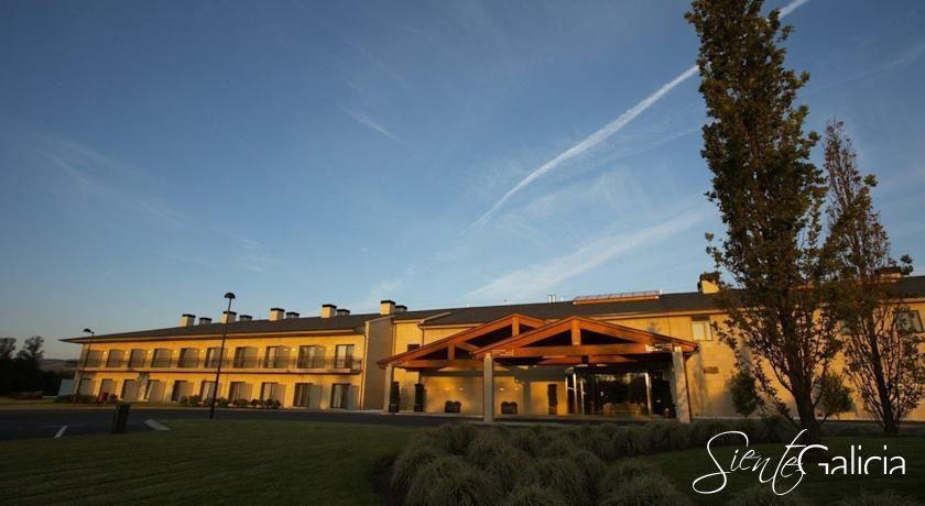 Fachada Hotel Spa Attica 21 Villalba