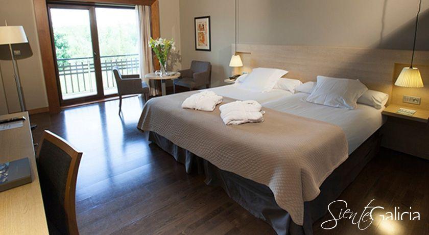 Habitacion Hotel Spa Attica 21 Villalba