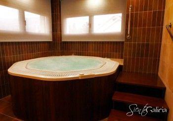 Jacuzzi Hotel Rural Campaniola1