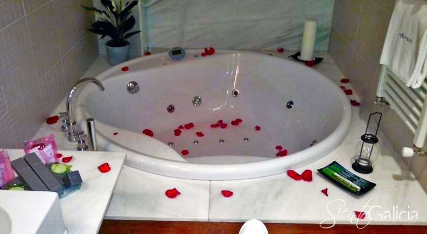 Jacuzzi Hotel Spa Attica 21 Villalba