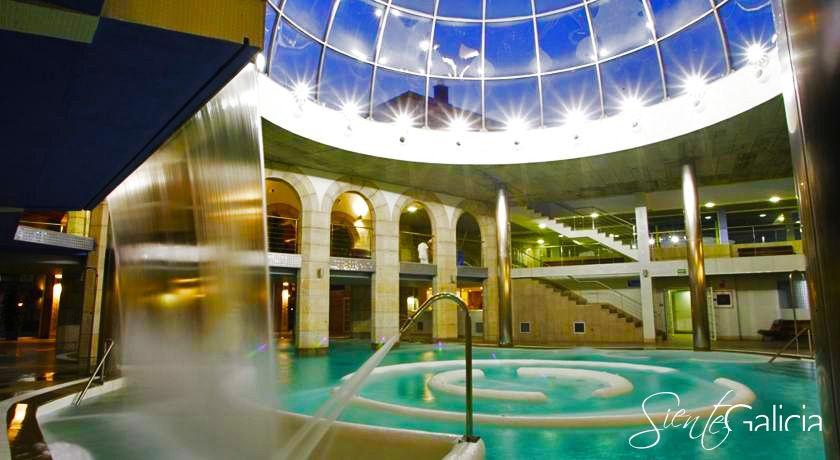 Palacio de Cristal Balneario Mondariz