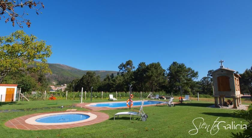 Piscina Hotel Rural Campaniola