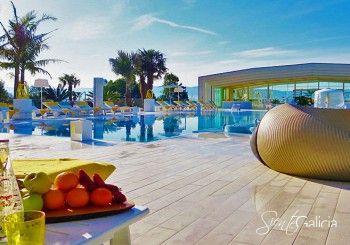 Sólo vale relajarse en Hotel Augusta Spa Resort