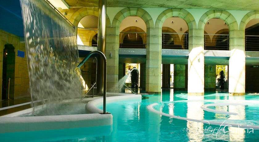 Spa Hotel Balneario Mondariz