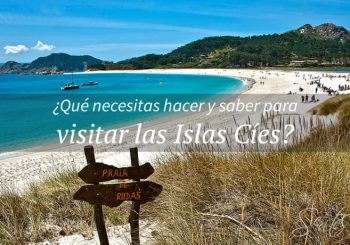 visitar las Islas Cies