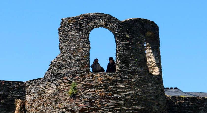Mosquera de la muralla de Lugo