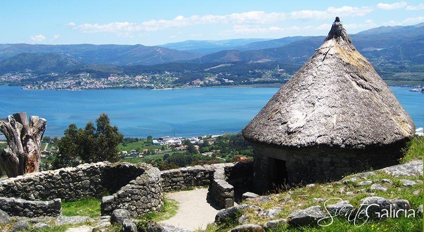 Castro del monte de Santa Tecla