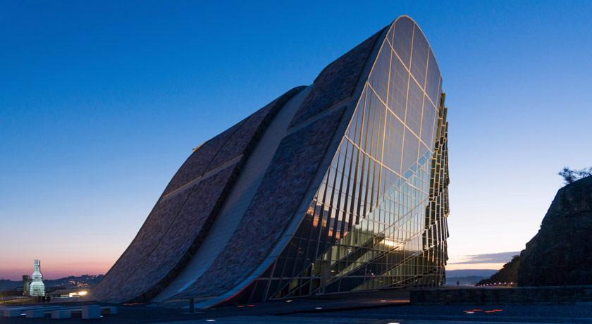 Arquitectura Cidade da Cultura