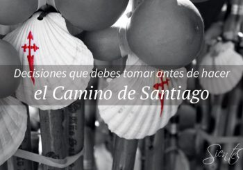 Camino de Santiago Galicia
