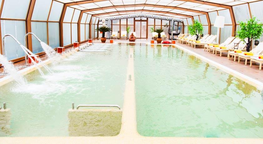 Hotel Spa Resort Sanxenxo