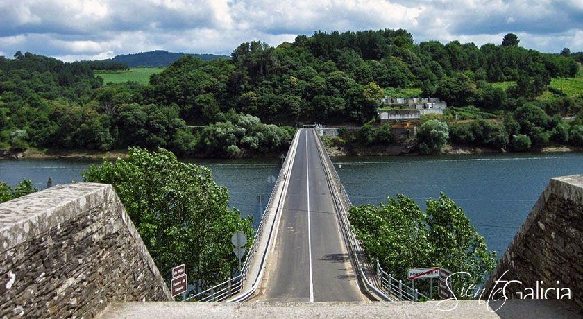 Camino de Santiago Portomarin
