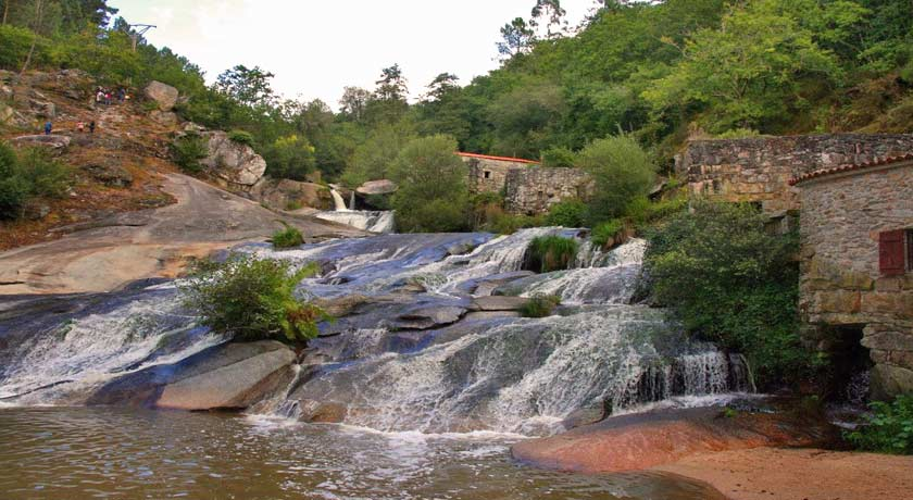 Cascadas del Río Barosa