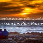 Rías Baixas, más allá de las Islas Cíes
