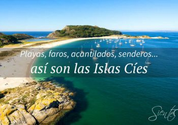 Islas Cíes, un regalo de la naturaleza