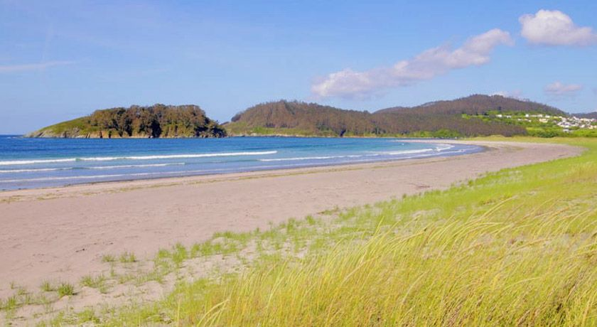 Playa Morouzos Ortigueira