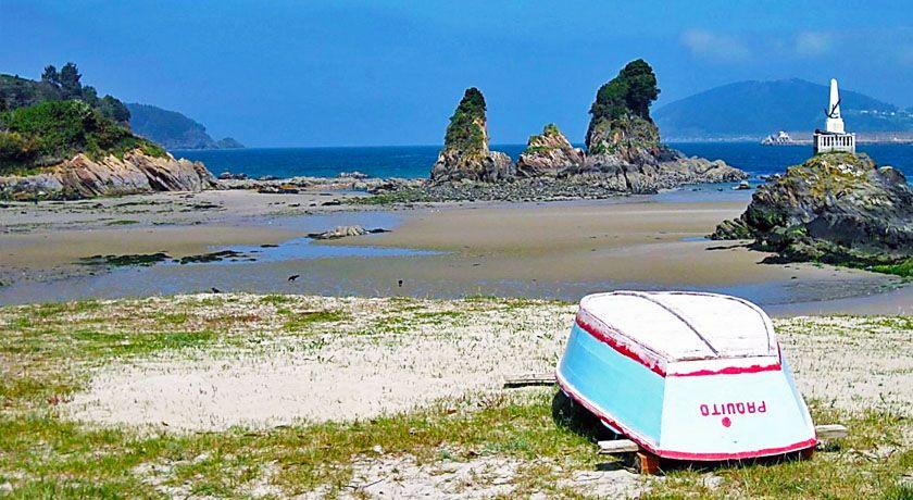 Playa de Covas Viveiro