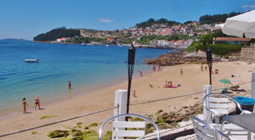 Playa de Sinas Raxo