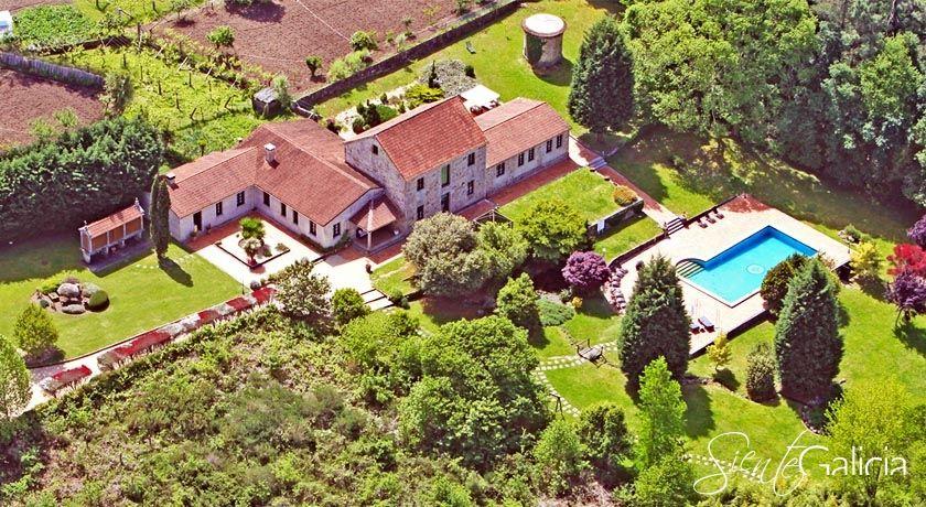 Las mejores casas rurales con piscina de galicia - Apartamentos con piscina en galicia ...