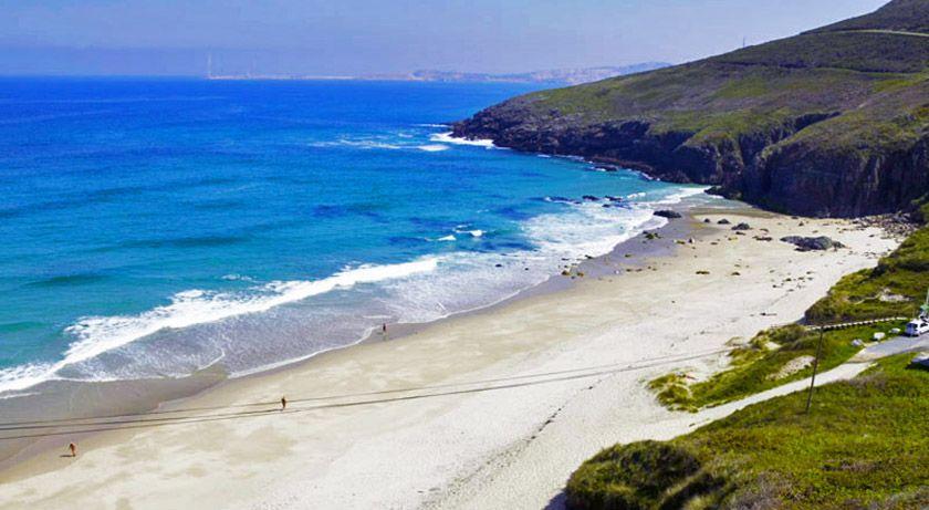 Playa das Cambouzas Arteixo