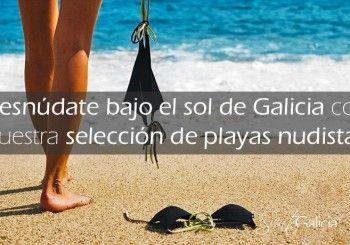Playas Nudistas Galicia