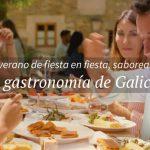 Fiestas Gastronómicas de verano en Galicia