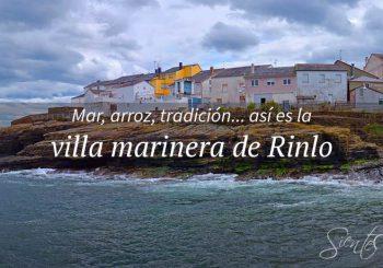 Vila mariñeira de Rinlo