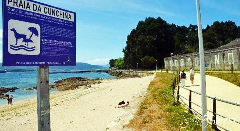 Playa de Cunchiña
