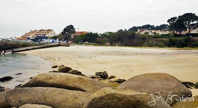 Playa de Portiño