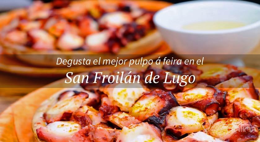 Fiestas de San Froilan en Lugo