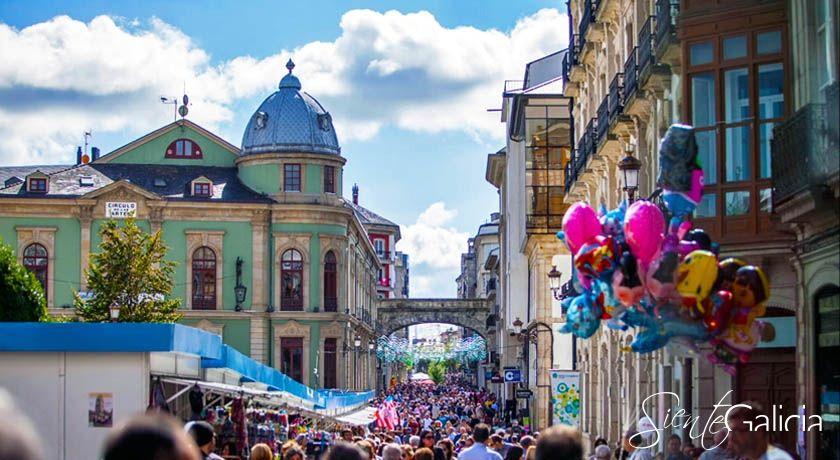 Fiestas San Froilan Lugo