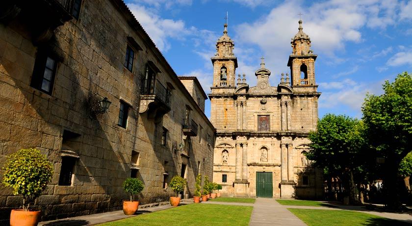 Monasterio de San Juan de Poio 1