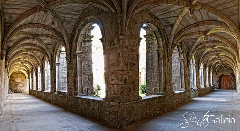 Monasterio de Santa Maria de Armenteira