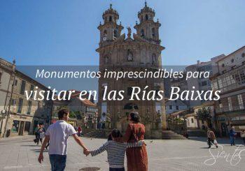 Monumentos imprescindibles Rias Baixas