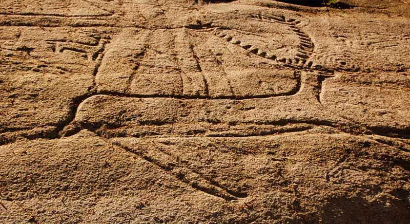 Petroglifos de Campo Lameiro