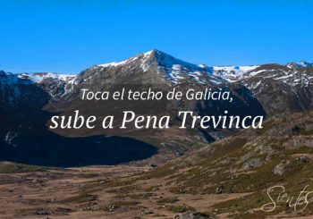 Pena Trevinca Galicia