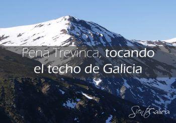Pena Trevinca, la montaña más alta de Galicia