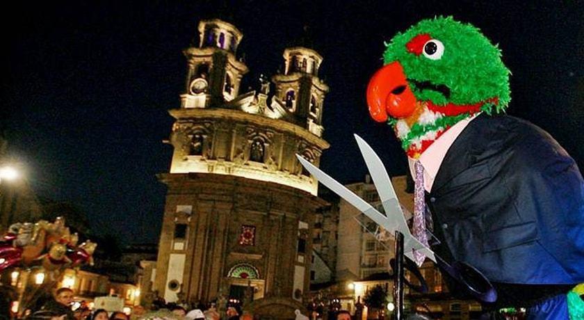 Carnaval Ravachol Pontevedra