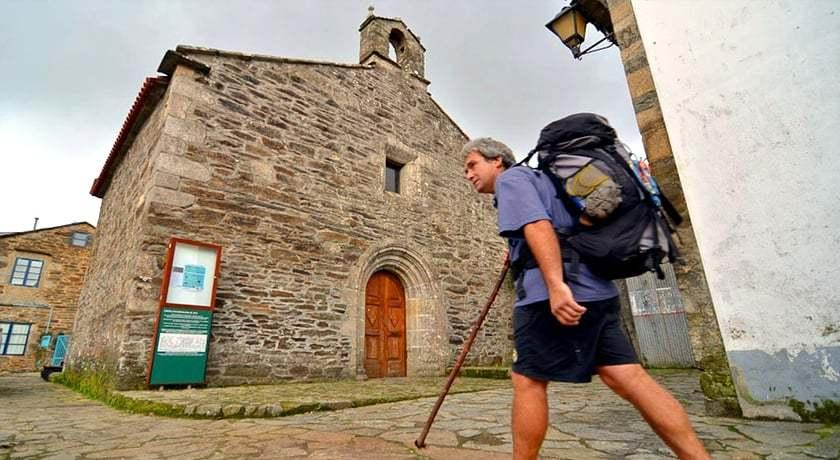 Camino de Santiago Arzua