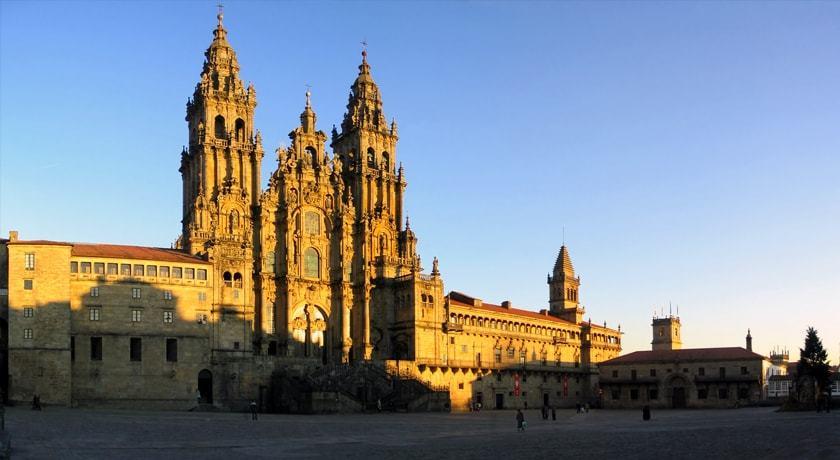 Catedral de Santiago Camino Primitivo