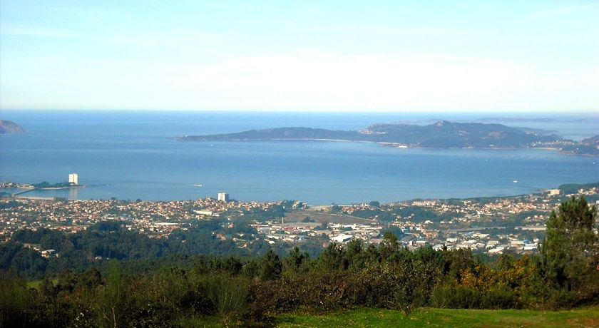 GR 53 Sendero Panoramico Vigo
