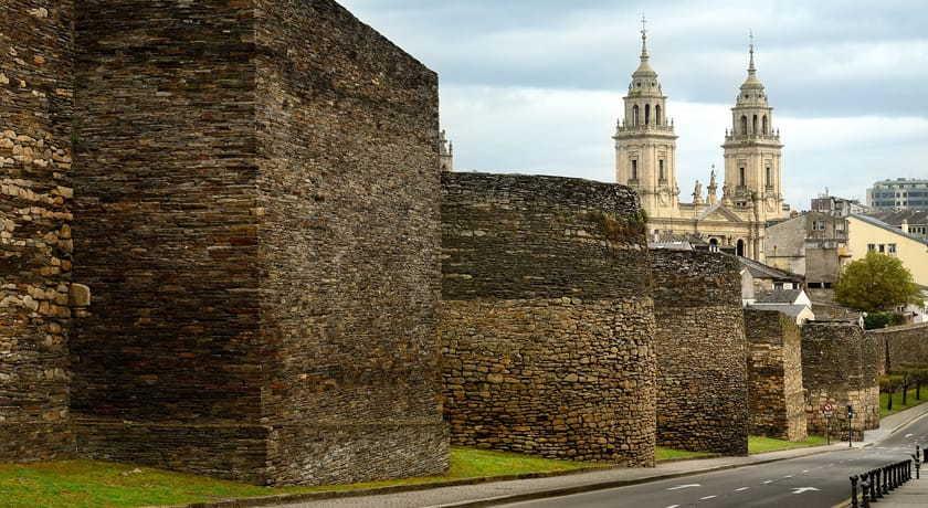 Lugo Camino de Santiago