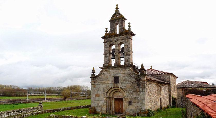 Iglesia de San Pedro de Canabal