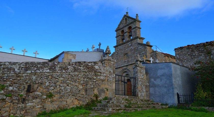 Iglesia de San Vicente de Pinol