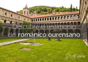 Ruta del Románico por la Ribeira Sacra (Ourense)