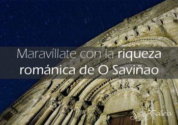 Ruta Romanico Ribeira Sacra O Savinao