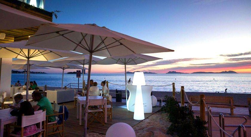 Terraza Marina Cies Beach Club