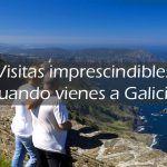 Los emblemas turísticos de Galicia