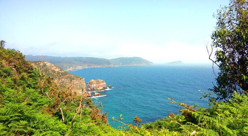 Vistas a l Mar desde Fuciño do Porco.